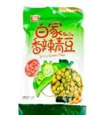 供應 批發白家系列 香辣青豆 休閑食品炒貨