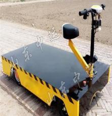 電動平板車2噸 大功率電動車 平板運輸車廠家可定制
