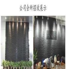 长沙专业设计水幕鱼池,室内水幕装饰定制