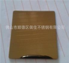 不锈钢门花镀钛 常州镀钛加工厂 不锈钢包边镀钛