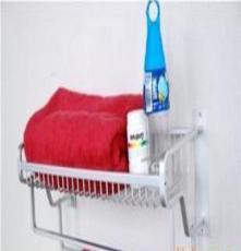 百泓 全實心浴巾架網籃 置物網籃 超大容積 超實用掛件 CL-006