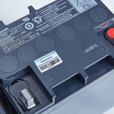 松下免维护蓄电池LC-P12120ST 12V120AH电源