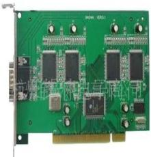 供應 波粒9808卡,兼容性好,可支持24路視頻