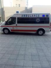 遵义长途救护车出租-跨省转送