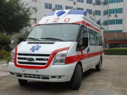 萍乡长途120救护车出租-跨省转送