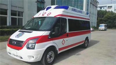 丽水长途跨省120救护车出租-提尸体