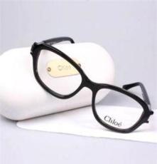 克-洛-伊 近視眼鏡架 進口板材全框女款平光鏡 眼鏡框