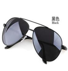 太陽眼鏡 時尚復古男女太陽鏡 明星款潮人墨鏡雙橫杠蛤蟆鏡 批發