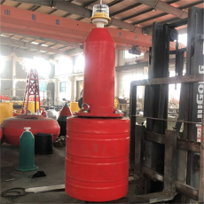 河道高强度警示浮标耐腐蚀聚乙烯浮筒加工