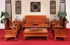 上海市红木家具保养安装详细