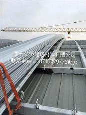 供应贵州省安顺市铝镁锰金属屋面板YX65-430/500