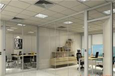 陕西办公玻璃隔断设计安装