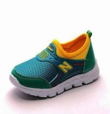 2014新款时尚童鞋超轻韩版运动鞋网布童鞋批发