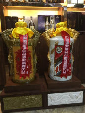 支塘镇53度茅台酒回收市场价格