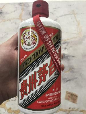 震泽镇回收茅台酒回收即可报价
