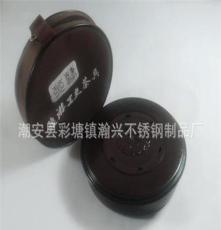 专业生产不锈钢旅行茶具 喷漆茶具批发 不锈钢茶具套装