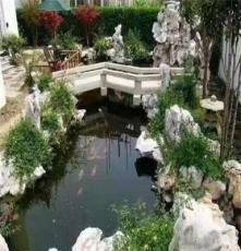 长沙景观制作长沙庭院鱼池长沙户外水景设计