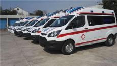 贵阳长途救护车出租长途120救护车出租-