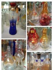 四川玻璃酒瓶四川隆昌高白玻璃白金瓶
