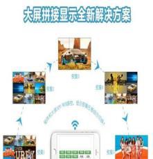 長沙-青云9進9出網絡中控HDMI視頻矩陣-大屏拼接聯控顯示方案