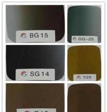 眼镜镜片厂 TAC偏光片 单色偏光太阳镜片 各种颜色定制