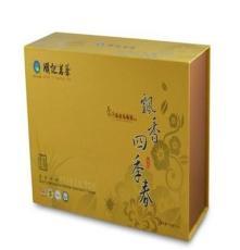 台湾顺记茗茶 原装进口 飘香四季春茶 高山乌龙茶 150gx2入