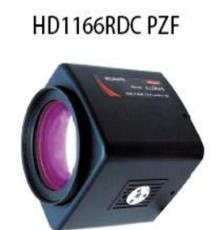 供应spacecom百万电动变焦镜头HD1166RDC PZF