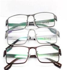 厂家BOSS纯钛眼镜批发商 新款钛架真空IP电镀
