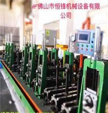 廠家不銹鋼鋼管制管機生產線 不銹鋼制管設備 制管機組