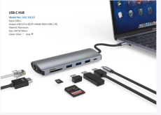 TypeC转HDMI转接器芯片AG9311代理商