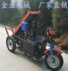 建筑工地运砖能手拉加气块砖电动车 楼层运砖车 电动三轮平板车