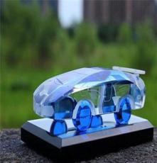 廠家直銷水晶大車模熱銷K7水晶車模汽車用品批發水晶汽車香水座