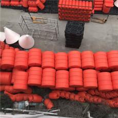 电站拦污排库区飘浮物导漂索安装方案