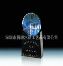 結婚水晶影象水晶彩印紀念品