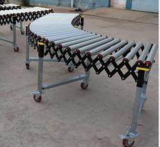 无动力伸缩滚筒输送机供应商认准优耐德科技