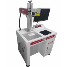 西雙版納聚星電子元件塑膠激光鐳雕機
