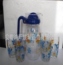 壶,玻璃壶,印花壶,套具,套壶,贴花壶,热水壶。