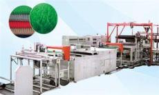 塑料草坪生產線設備