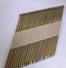 纸排钉钉枪钉子供应商钉子工厂3.05*83