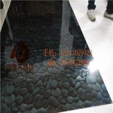 青浦201黑色不锈钢 卫浴用彩色不锈钢板 黑色大理石纹不锈钢板