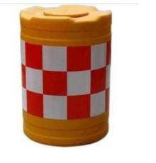 甘肃兰州公路防撞桶与张掖塑料防撞桶报价