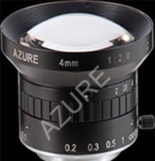北京浩藍AZURE-0420MM機器視覺高清百萬像素手動光圈定焦鏡頭