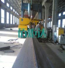 高效率組對與定位焊接 螺旋管自動化成型焊接專機
