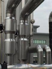 北京啤酒廠設備儲罐外保溫施工隊橡塑聚乙烯鐵皮保溫工程