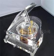 供應 30音 水晶鋼琴 水晶八音盒 禮品