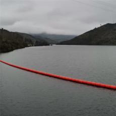 邓州河道拦垃圾设备管式拦污浮排安装技术