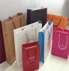 纸袋定制厂家/惠州广告袋子订做批发/牛皮手提纸袋价格