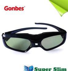 DLP LINK投影儀3D快門式立體眼鏡 家庭、影院適用 主動快門3D眼鏡