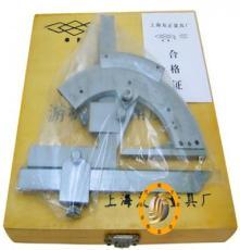 供应正品机械式万向量角尺,角度规 游标万能角度尺