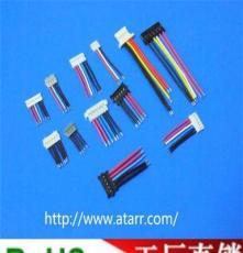 專業生產jst sur0.8 刺破式等小間距手機連接器